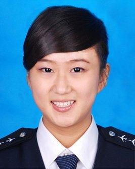 2009届学生 吕姝雅--广州白云机场VIP服务